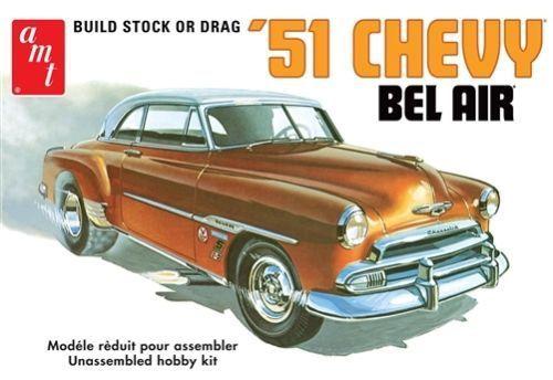 AMT 1951 Chevrolet Bel Air