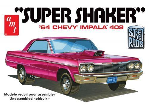 AMT 1964 Chevrolet Impala