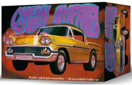 AMT 1958 Chevy Impala