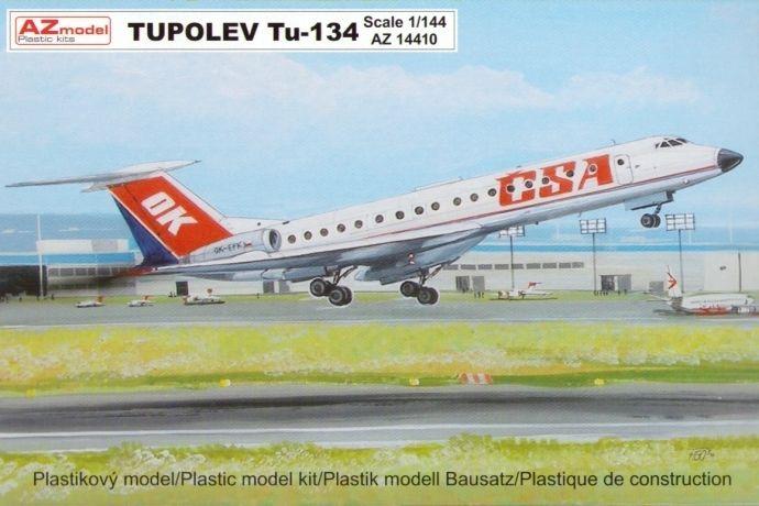 AZ Model Tupolev Tu-134