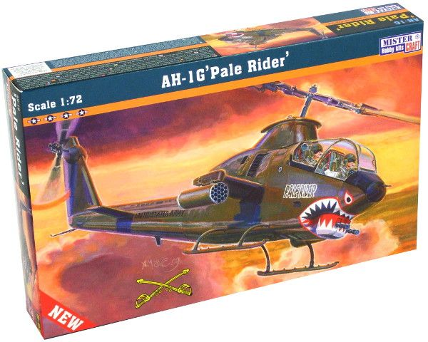 Mistercraft AH-1G Pale Raider