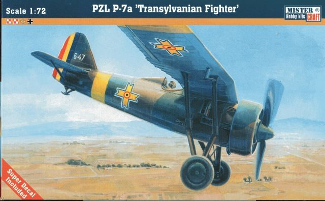 Mistercraft PZL P-7 Transylanian Fighter