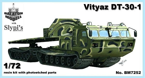 Balaton Model Vityaz DT-10 P