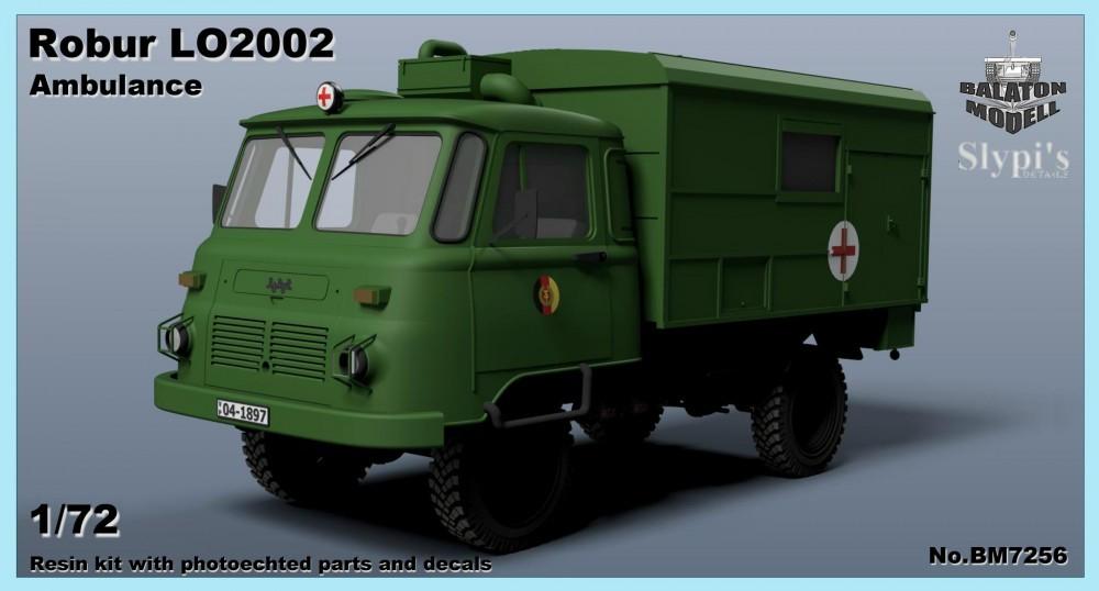 Balaton Model Barkas B1000