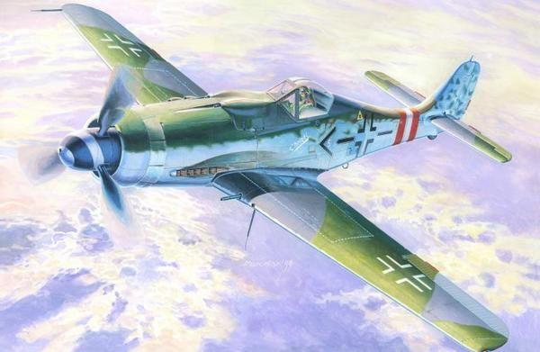 Mistercraft Fw-190D-9  Langnasen