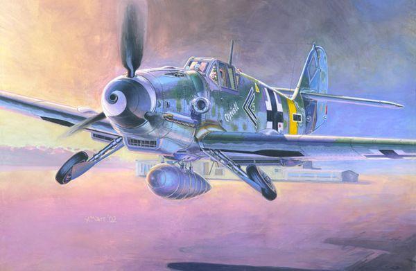 Mistercraft BF-109G-5 Bakhorn