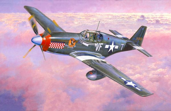 Mistercraft P-51 B-7 Shangri LA