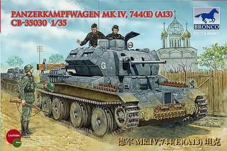 Bronco Pz.Kpfw.Mk.IV 744(3e) (A13 Cruiser)