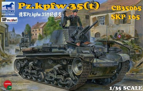 Bronco Pz.Kpfw. 35(t)
