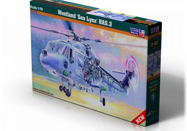 Mistercraft Westland Super Lynx HMA