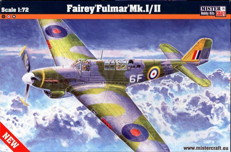 Mistercraft Fairey Fulmar Mk.I/II
