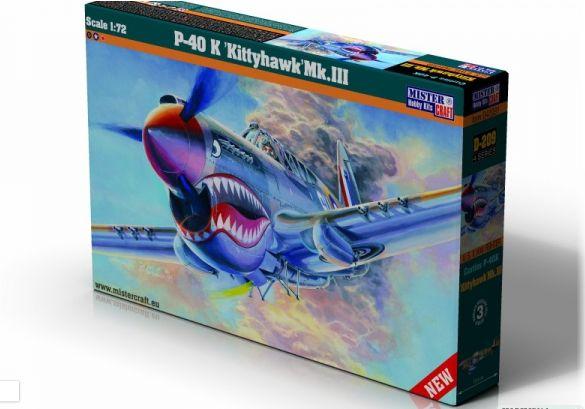 Mistercraft P-40 K Kittyhawk Mk.III