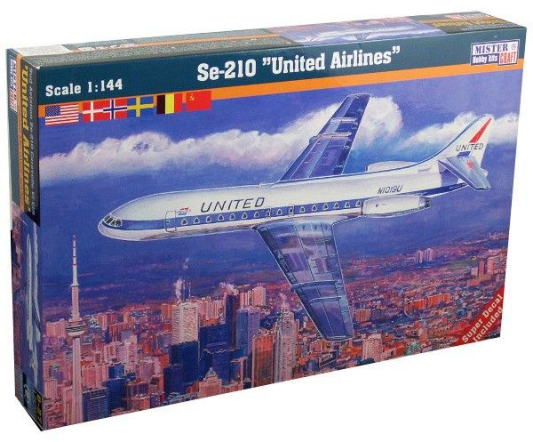 Mistercraft Se-210 United Airlines