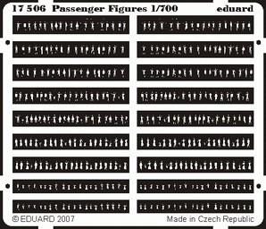 Eduard Passengers Figures