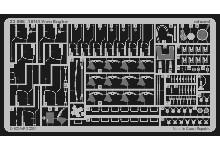 Eduard A6M5 Zero engine (Tamiya)