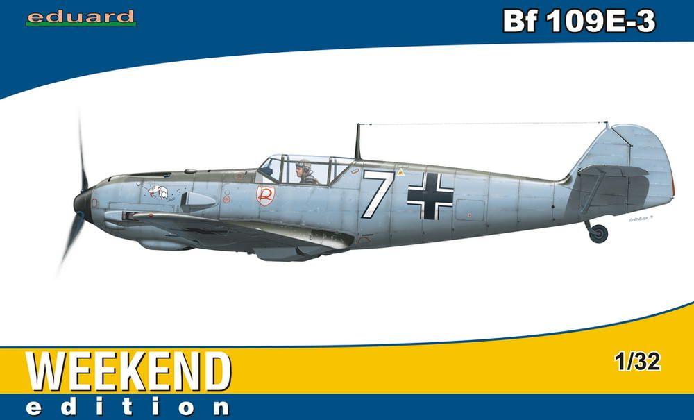 Eduard Bf 109E-3 Weekend