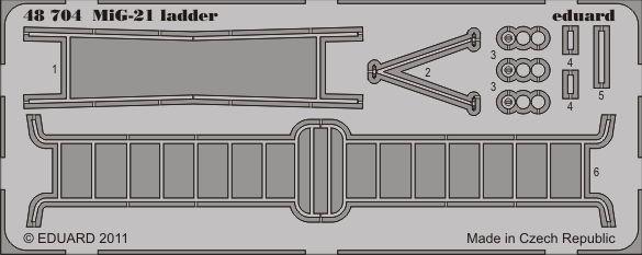 Eduard MiG-21 ladder (Eduard)
