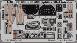 Eduard Spitfire Mk.I S.A. (Airfix)