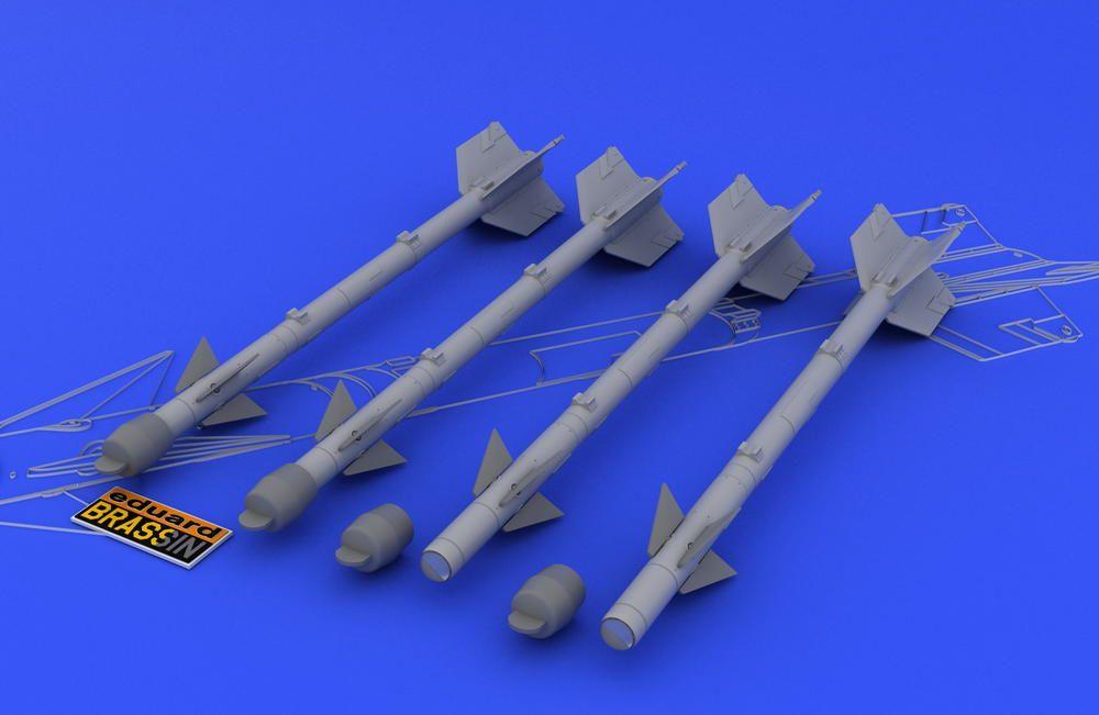 Eduard AIM-9B Sidewinder
