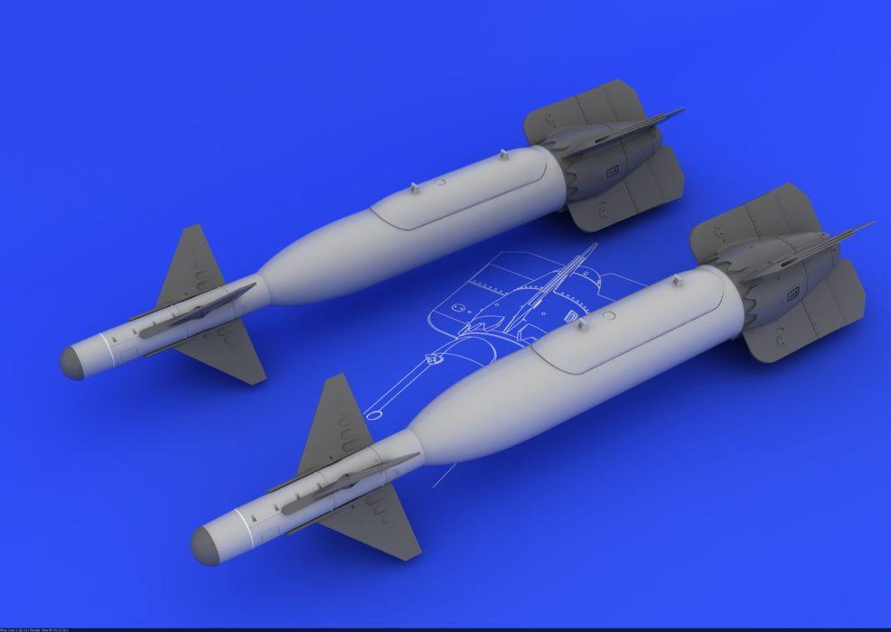 Eduard GBU-24 bomb