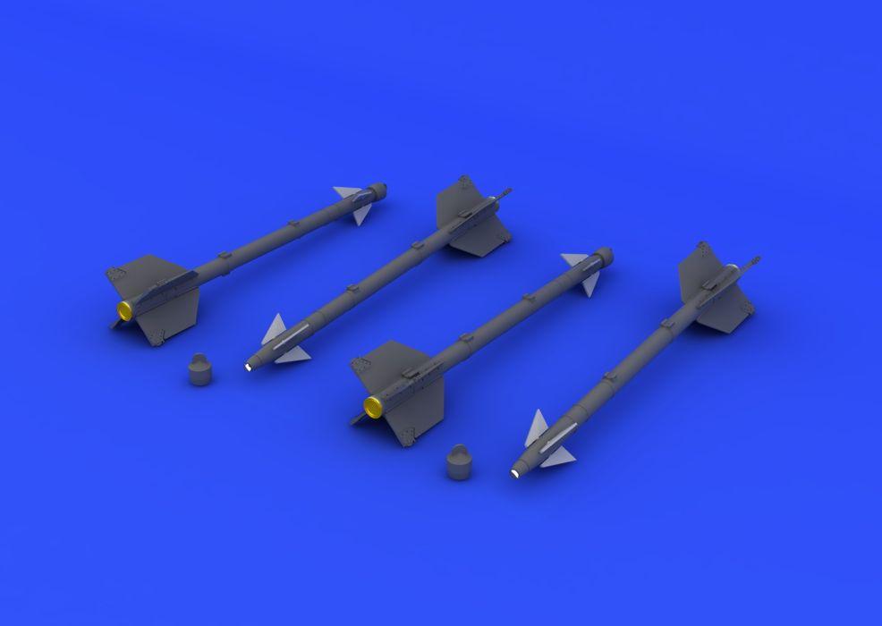 Eduard AIM-9D Sidewinder