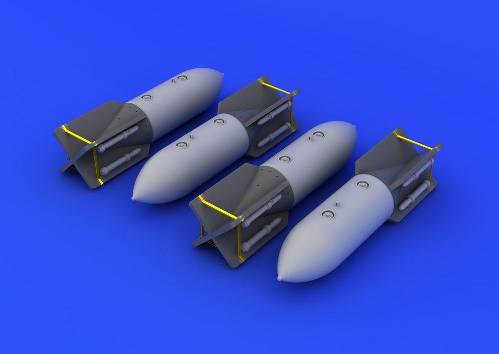 Eduard SC 250 German bombs