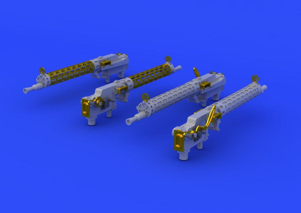 Eduard SSW D.III guns (EDUARD)