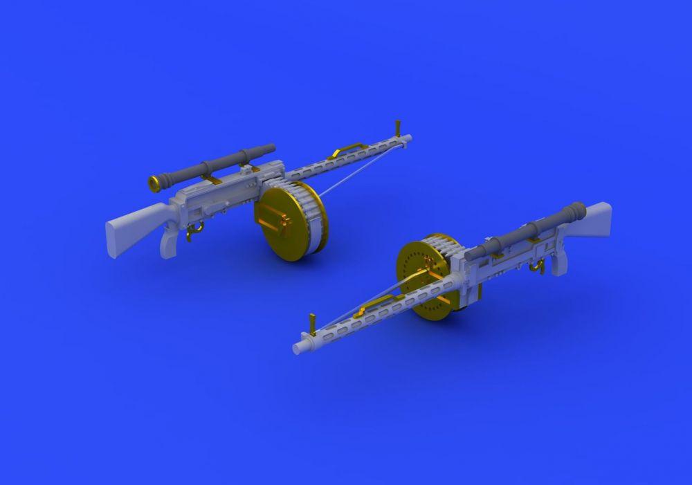 Eduard MG 14/17 Parabellum WWI gun
