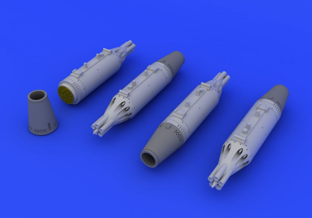 Eduard UB-16 rocket pods