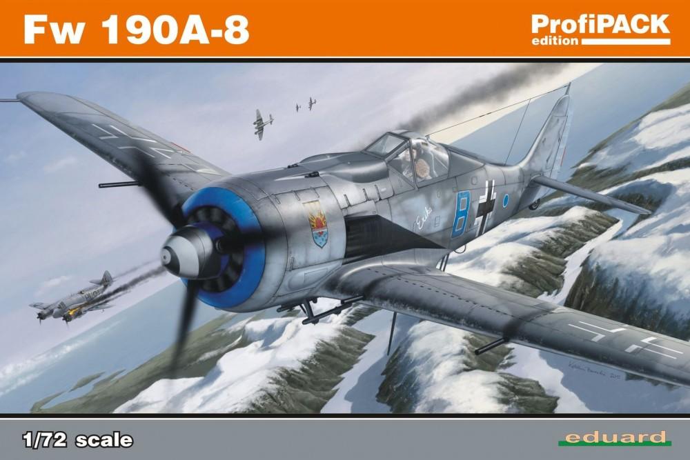 Eduard Fw 190A-8