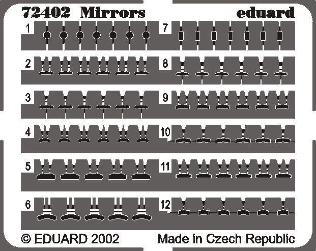 Eduard Mirrors