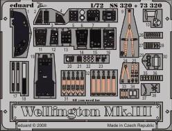 Eduard Wellington Mk.III S.A. (Trumpeter)