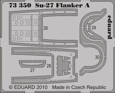 Eduard Su-27 Flanker A S.A. (Icm)