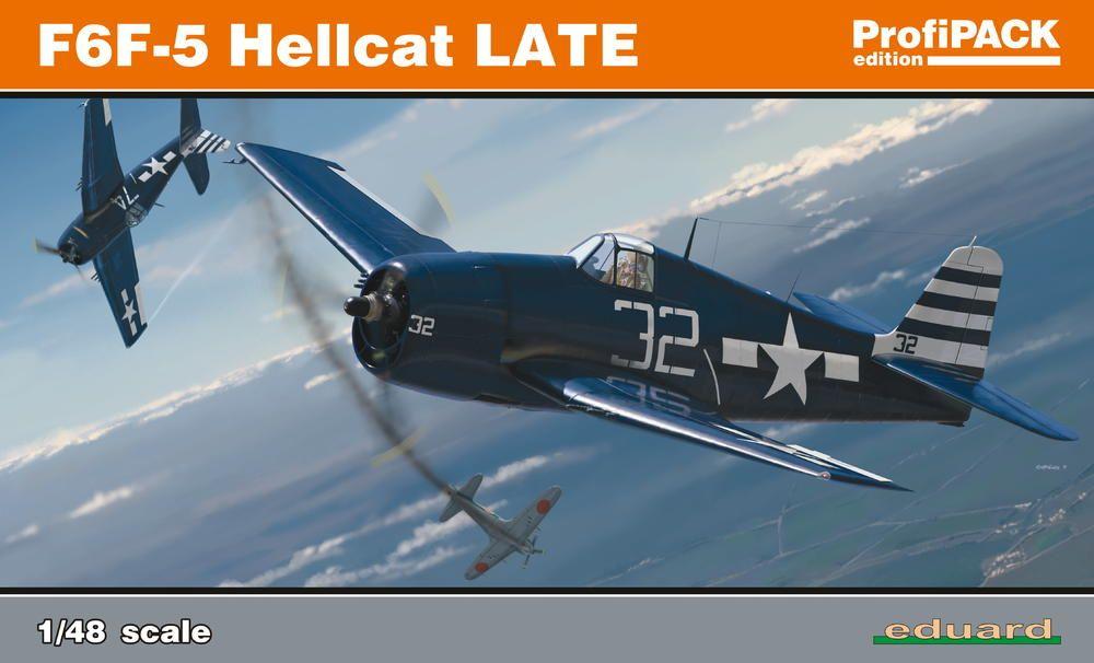 Eduard F6F-5 late ProfiPACK