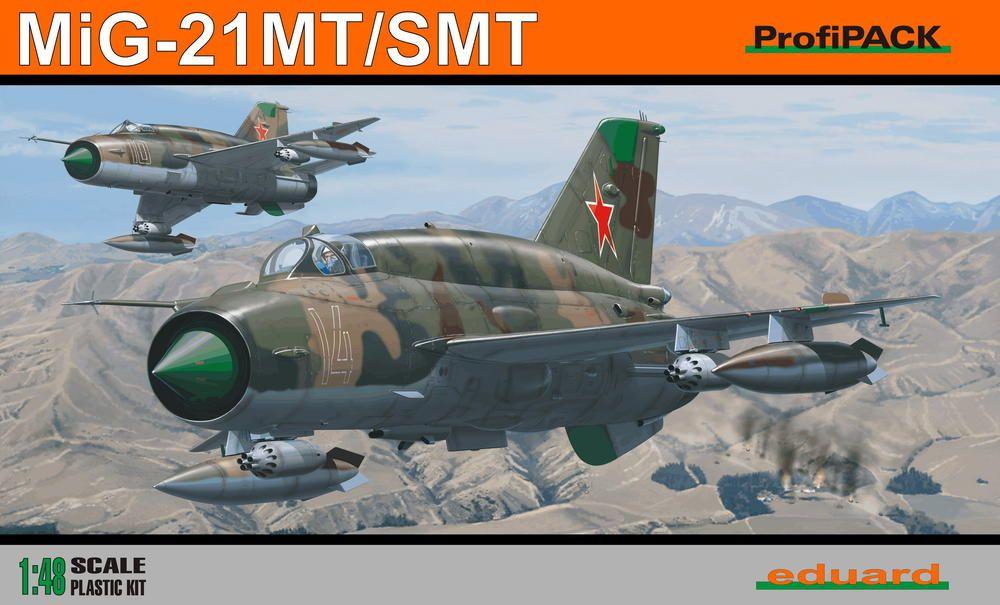 Eduard MiG-21 SMT Profipack