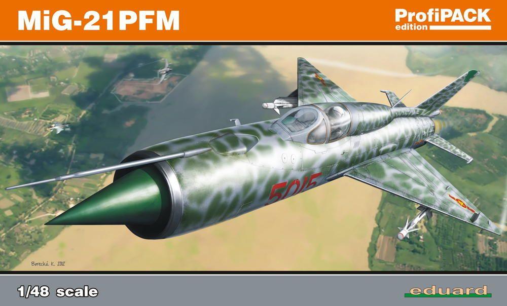 Eduard MiG-21PFM ProfiPACK