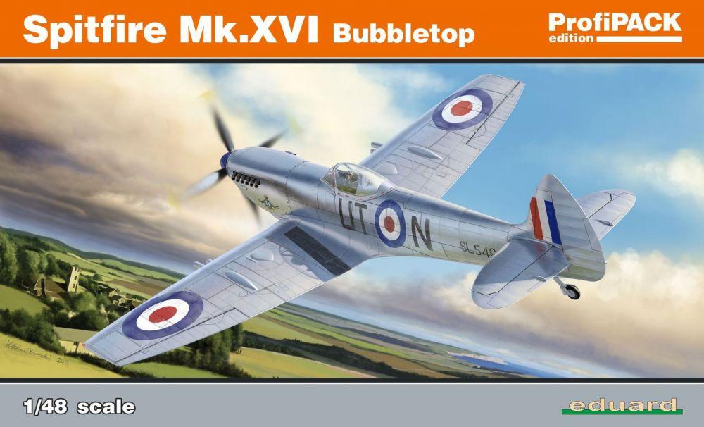 Eduard Spitfire Mk.XVI Bubbletop