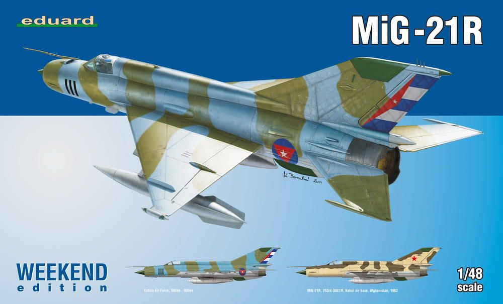 Eduard MiG-21R