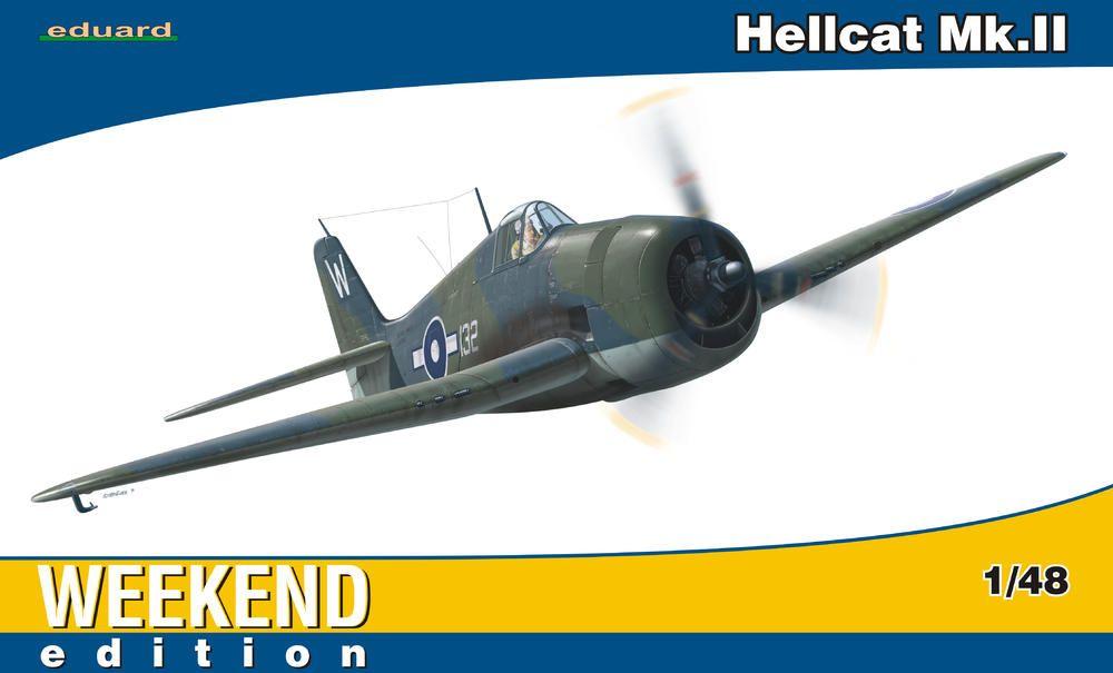 Eduard Hellcat Mk.II Weekend