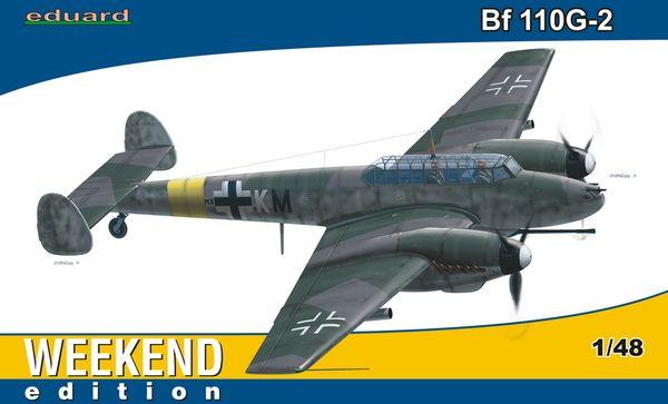 Eduard Bf 110G-2 Weekend