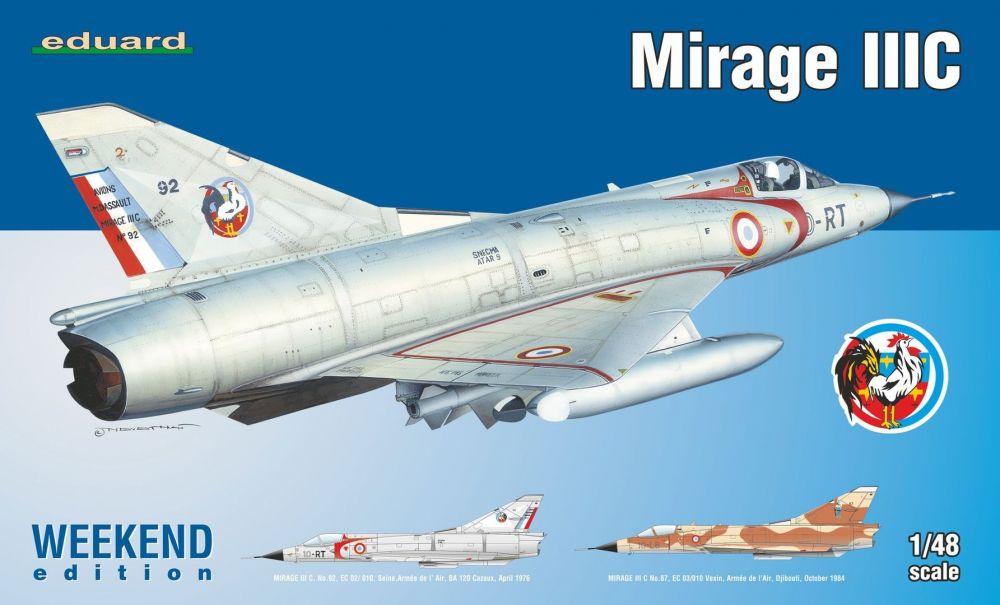 Eduard Mirage IIIC