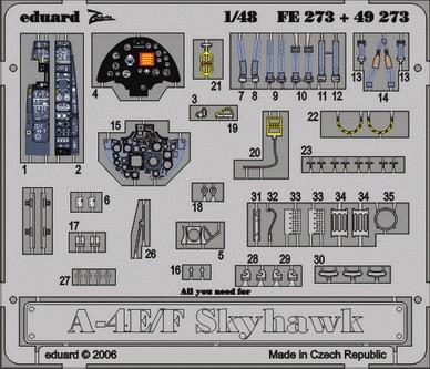 Eduard A-4E/F (Hasegawa)
