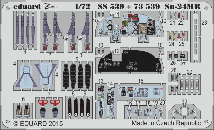 Eduard Su-24MR (Trumpeter)