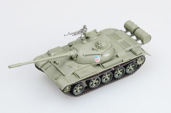 Easy Model T-54 Kosovo 1998