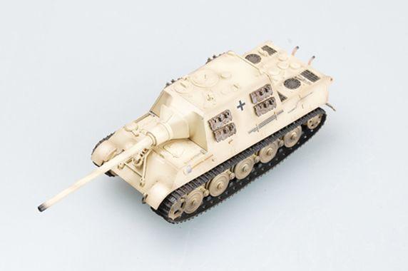 Easy Model Jagdtiger (Henschel model) /monocolor camouflage(S.Pz.Jag.Abt.512)