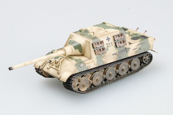 Easy Model Jagdtiger (Henschel) s.Pz.Jag.Abt.512