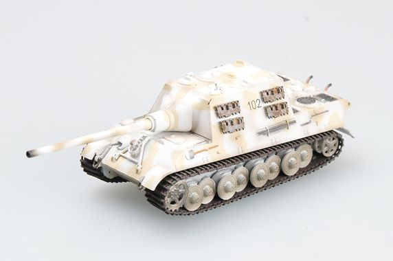 Easy Model Jagd Tiger (Porsche) S.Pz.Jag.Abt.653,Tank 102