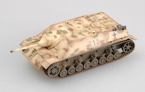 Easy Model Jagdpanzer IV Pzjg-Lehr Abt. 130 Normandy 1944