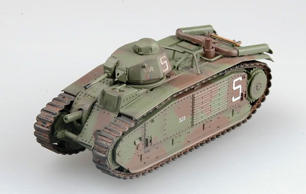 Easy Model French Bi bis tank s/n 323 VAR, of 2nd company, June 1940