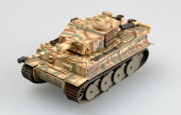 "Easy Model Tiger 1 (Early)-SS ""LAH"",Kursk ,1943"